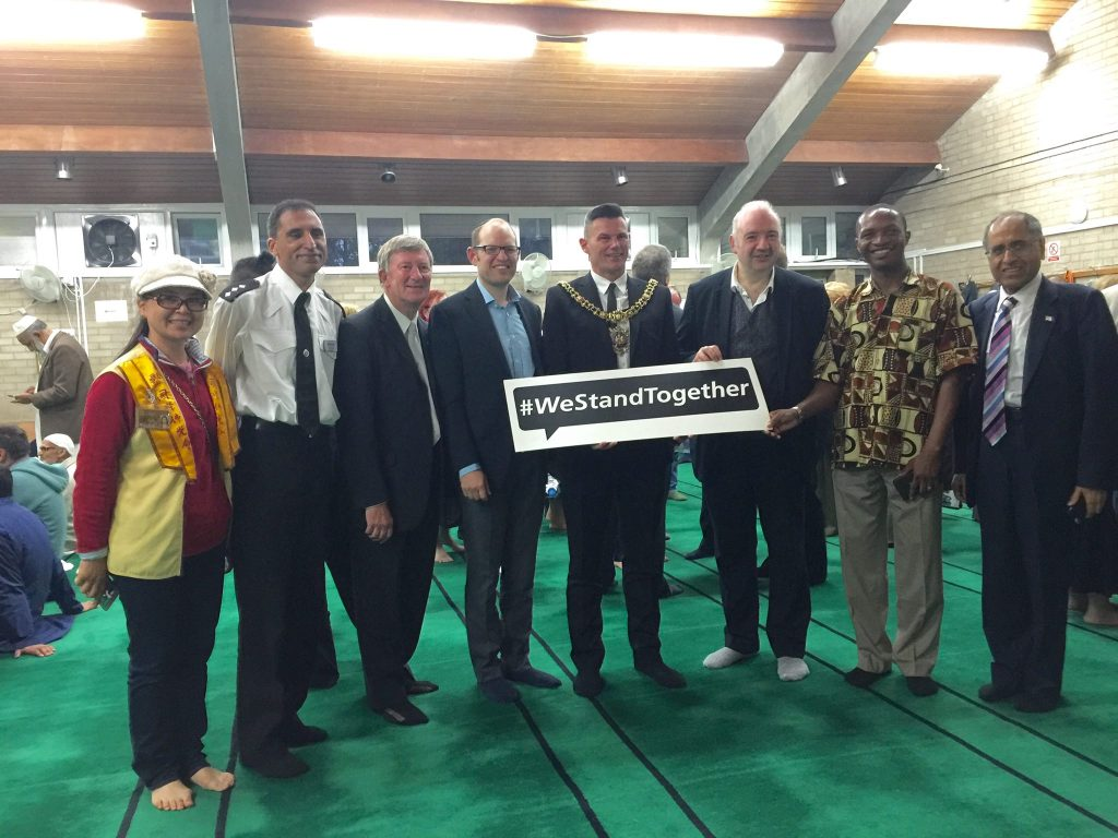 WeStandTogether at Iftar June 2016